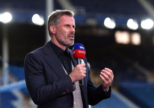 Jamie Carragher says he wishes one Liverpool man was at Anfield back when he was still playing