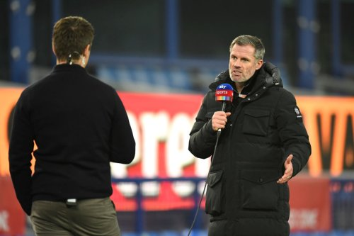 'Outstanding': Jamie Carragher claims Liverpool have absolute diamond coming through