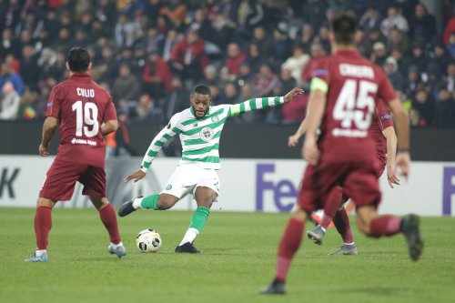 Olivier Ntcham is earning rave reviews at Swansea City after Celtic exit