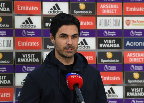 'Now it has changed': Arteta claims two Arsenal players 'lead by example' in training