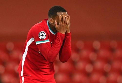 Some Liverpool fans respond as Gini Wijnaldum delivers 8-word tweet