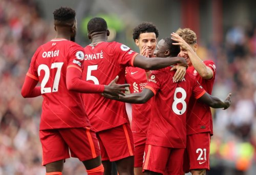 'Never seen something like this': £4.7m Liverpool man says teammate 'gets on with everyone'
