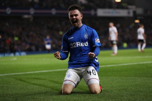 Door not closed on move for Rangers winger as boss sees big future for 21-year-old