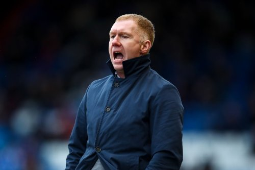 'I have to say': Paul Scholes floored by Liverpool player's performance last night