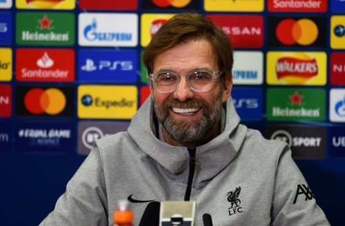 'Incredible': Jurgen Klopp says reported Manchester City target is right up there with Mo Salah
