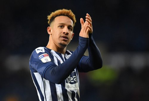 West Brom forward posts brilliant three-word reaction during Chelsea's match last night