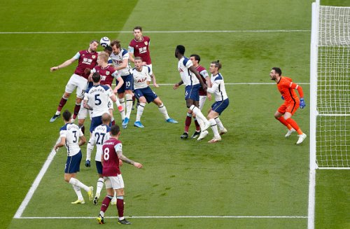 'Shameful': Some Tottenham fans react to news coming out of Burnley