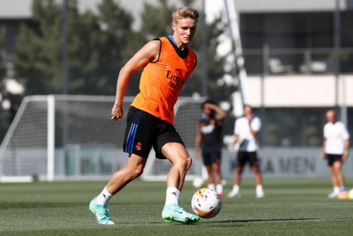 Report: Ancelotti has handed Arsenal a significant boost in Odegaard pursuit