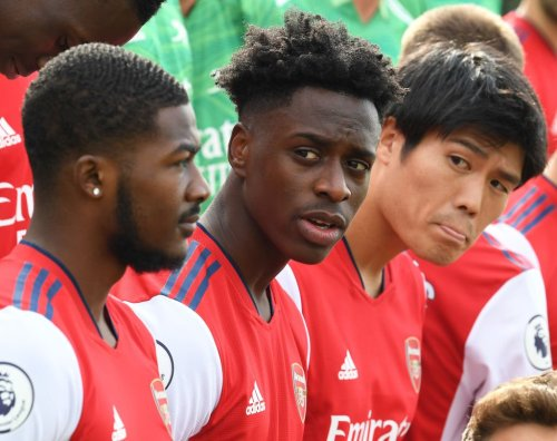 'It's class': Lokonga floored by Arsenal academy player who 'controls everything'