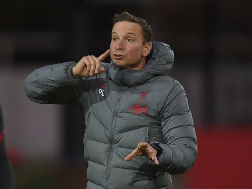 Pep Lijnders claims 26-year-old has been 'on fire' in Liverpool training as of late