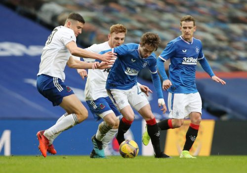 'You love to see it': Some Rangers fans think 23-year-old was 'unreal' at Ibrox tonight