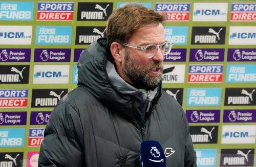 Jurgen Klopp thinks reported £410,000-a-week Liverpool target has fallen behind now