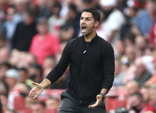 Mikel Arteta says 'incredible' Arsenal defender was absolutely 'terrific' today
