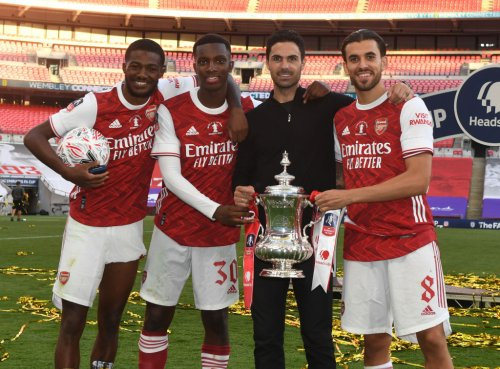 'Cashing in': Campbell 'really' stunned Arsenal haven't sold 22-year-old yet