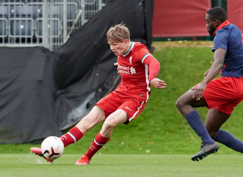 Photo: Liverpool talent Ethan Ennis drops Instagram hint that he's very close to joining Chelsea