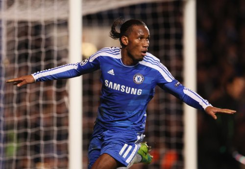 Ian Wright says Tottenham Hotspur may have their very own Didier Drogba