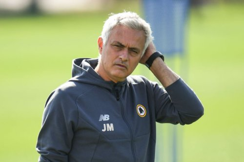 Mourinho banishes 24-year-old to the stands, months after missing out on Arsenal move