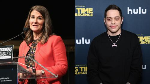 Melinda Gates dating Pete Davidson joke explained – Twitter responds to Bill Gates divorce