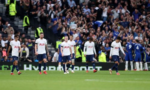 'Very quiet': Sky pundit claims 25-year-old's 'lost his way' at Tottenham after Vitesse defeat