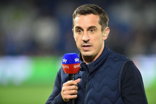 'That's not disrespecting him': Gary Neville explains his decision on 'half good' Liverpool player