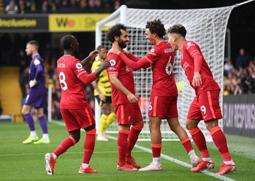 'Wow': Fowler and Rush left in awe by what Liverpool star did at Watford