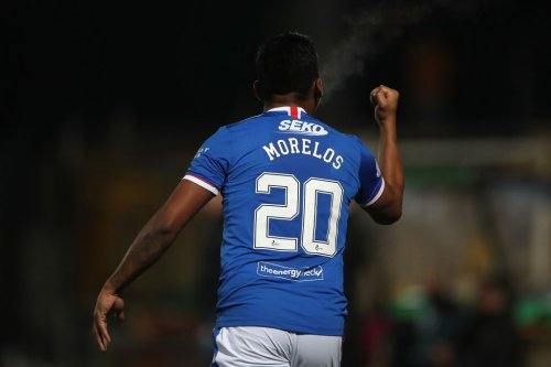 Roofe shares what Rangers players did in dressing room after hearing Morelos news