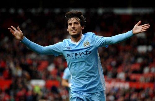 David Silva has just sent a 6-word tweet to Manchester City
