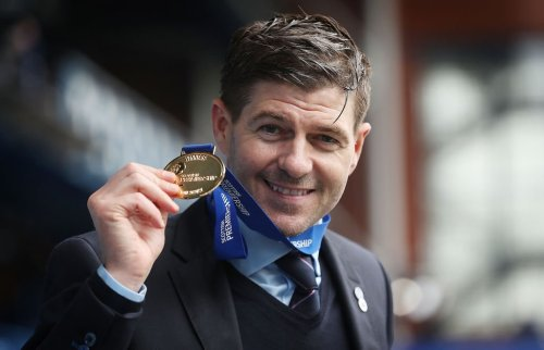 Rangers boss pays tribute to Ibrox veteran as he praises 'huge support' for Gers staff