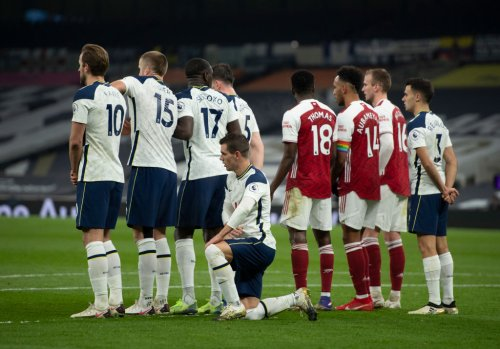 'Don't get excited…': Some Tottenham fans react to mysterious transfer news involving Arsenal