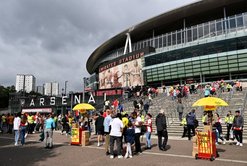 'Man City could never': Some Arsenal fans elated at what they're hearing ahead of tonight