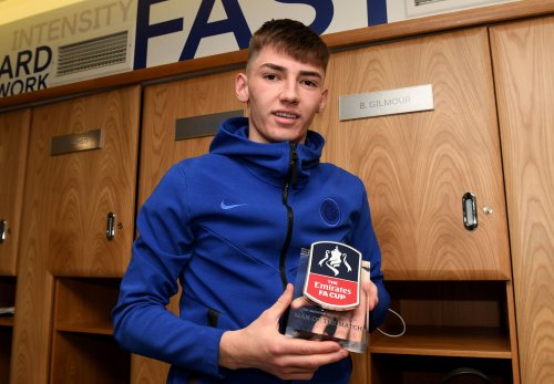 Rangers and Scotland fans react to Billy Gilmour display against England