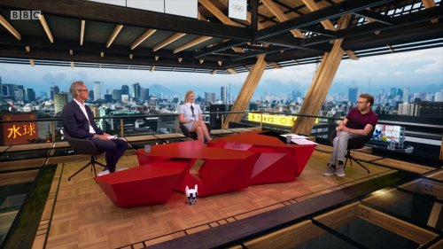 Where is the BBC Olympic studio based? Tour reveals real location for 2020 games!