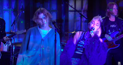 Who is The Kid Laroi? Rising pop star performs beside Miley Cyrus on SNL