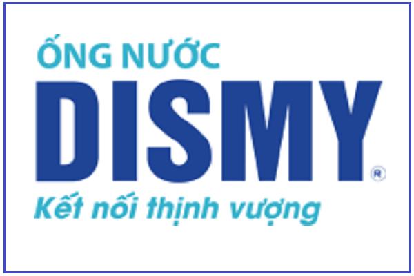 ỐNG NƯỚC VÀ PHỤ KIỆN DISMY - cover