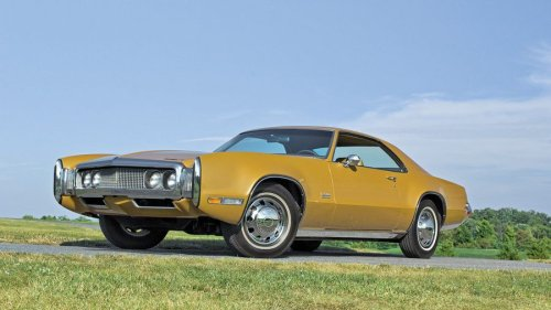 The 1970 Oldsmobile Toronado GT was the last of a breed