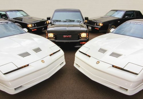 Generation GNX: How One Man Built a Collection of Five GM Turbo V-6s