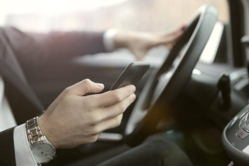 What Happens if I'm Hit by Someone Who Was Texting While Driving in Missouri?