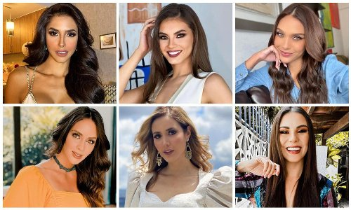 These are the beautiful Latinas of Miss Universe 2021