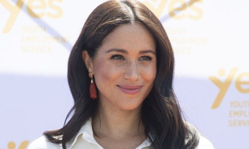 First photo of Lilibet Diana revealed on mom Meghan Markle's birthday