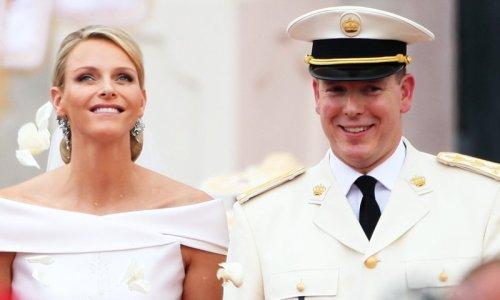 Princess Charlene shares video of her and Prince Albert's wedding song