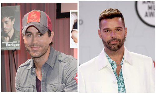 Enrique Iglesias and Ricky Martin are hitting the road together this fall