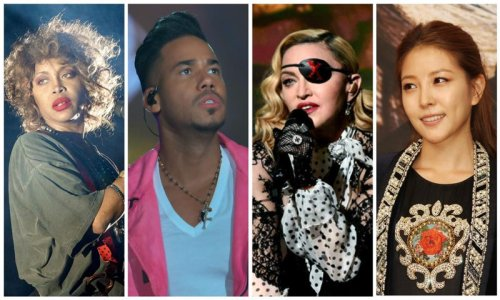 From 'King of Bachata' to 'Queen of Pop': List of honorific nicknames celebrities are known for in popular music