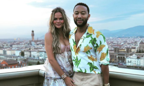 Chrissy Teigen opens up about her first sober Italian getaway: 'It was so trippy'