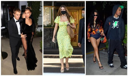 The Top 10 Celebrity Style Looks of the Week - July 26