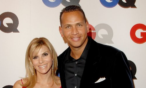 A-Rod posts a pic with ex-wife Cythia Scurtis amid J.Lo and Ben Affleck romance