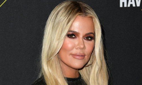 Khloé Kardashian is officially back to blonde