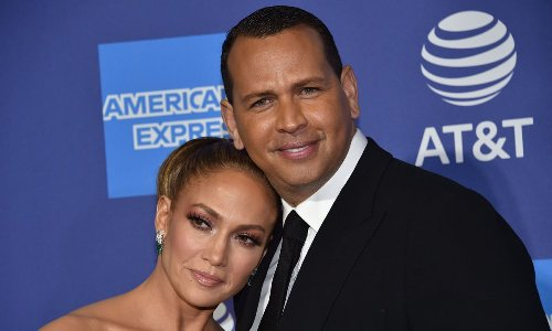 This is the statement that confirms the end of JLo and A-Rod