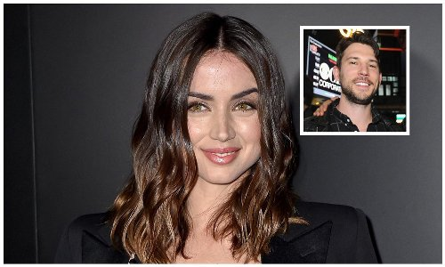 Ana de Armas has moved on to Tinder VP Paul Baukadakis and they've been dating for months