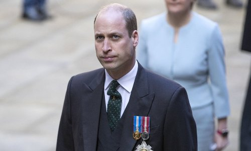 Prince William on finding out mom Princess Diana died and 'dark days' that followed