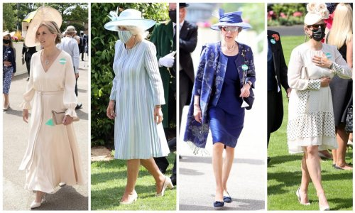 The Royal Ascot is back and its attendees are looking as stunning as ever